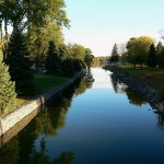 Channel at Gomsrud Park