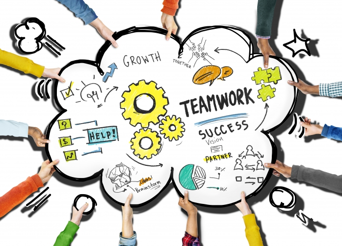 Working & thinking together